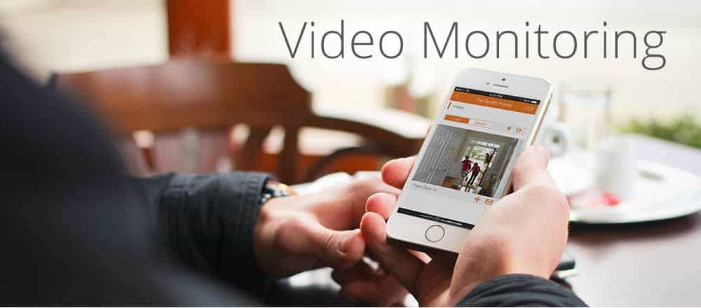 Alarm.com Video Monitoring